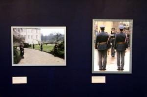 Expozice Stráž na Hradě pražském