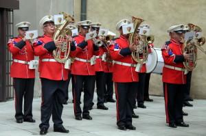 Hudba Hradní stráže
