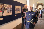 Výstava Stráž na Hradě pražském vypráví příběh jednotky i vojáků, kteří v uplynulých sto letech střežili Hrad i hlavu státu