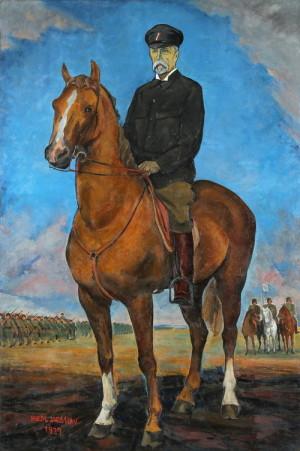 Jaroslav Riedl, T. G. Masaryk, 1929