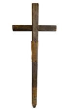 Kříž z hrobu popravených italských legionářů