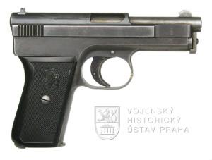 Německá pistole Mauser model 1910