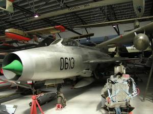 Mikojan-Gurjevič MiG-21 F-13