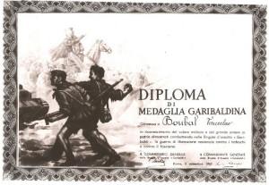 Mnozí čeští partyzáni obdrželi italská vyznamenání...