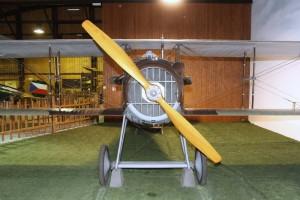 Stíhací letoun SPAD S.VII.C1