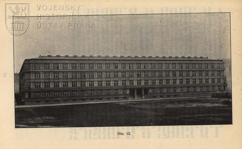 Výroční zpráva Vojenského zeměpisného ústavu za rok 1925.