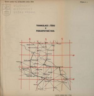 Ukázka triangulačního systému.