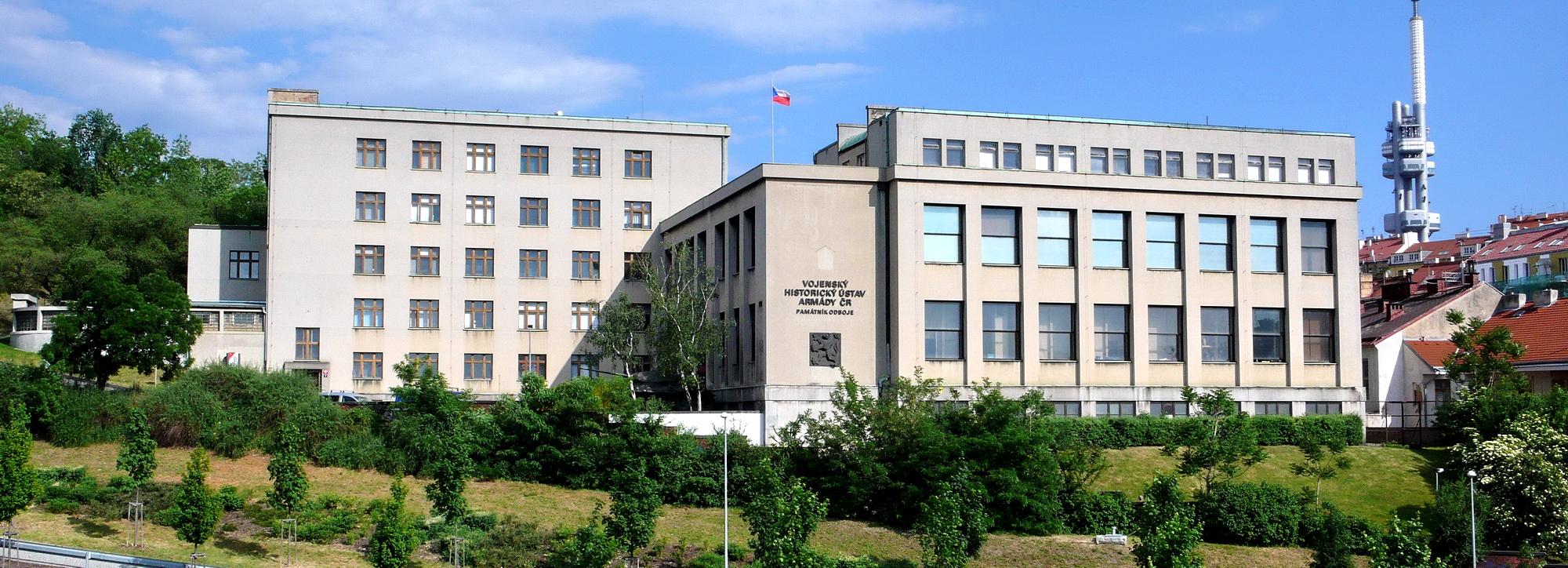 Armádní muzeum Žižkov po dobu rekonstrukce dlouhodobě UZAVŘENO