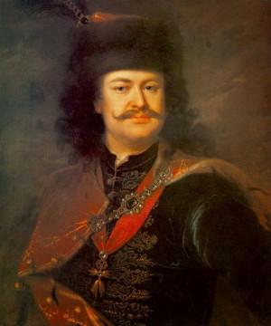 František II. hrabě Rákóczi, později sedmihradský kníže a vůdce povstání