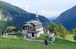 Kaple sv. Ducha na Javorci (VHÚ)
