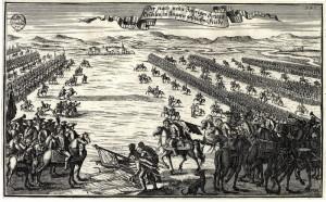 Kurucká armáda složila zbraně 30. dubna 1711 po podepsání satmárského míru.