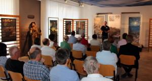 Slovinskou verzi výstavy připravil Tadej Koren z Nadace Cesty míru (FPM)