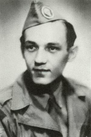 Americká blůza československého parašutisty, 1945