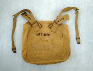 Britská torba, 1945