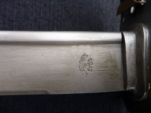 Československá šavle vzor 4