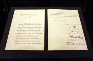 Výnos vůdce a říšského kancléře o zřízení Protektorátu Čechy a Morava z 16. března 1939