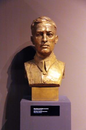 Busta Josefa Mašína z roku 1939