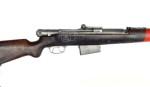 """Automatická puška (""""samostříl"""") Krnka, výrobní číslo 3"""