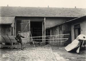 Výroba kluzáku
