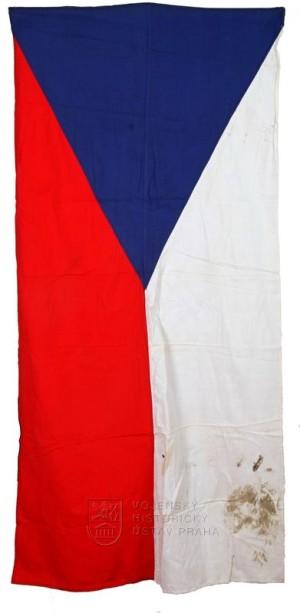 Vlajka potřísněná krví, 1968