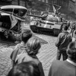 Dosud neznámé a nepublikované snímky z 21. srpna 1968