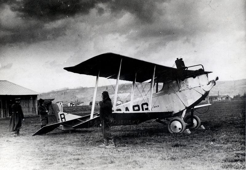 Československé dvojplošníky Aero