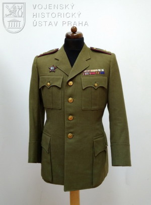 Blůza majora Kurta Markuse, 1945