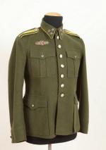 Blůza vládního vojska, 1942