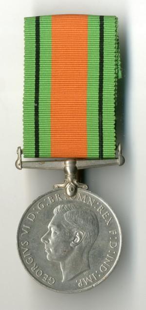 Britská medaile Za obranu