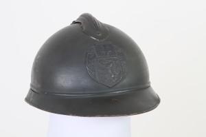 Francouzská přilba M1915, 1918