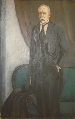 František Šimbera: Tomáš Garrigue Masaryk