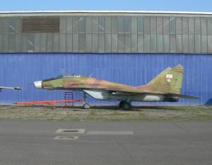 Mikojan-Gurjevič MiG-29 A