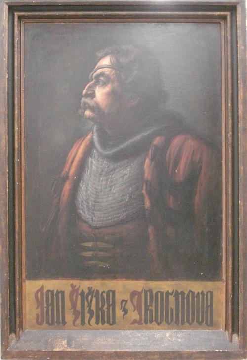 R. Bém: Jan Žižka z Trocnova, 1923-1924