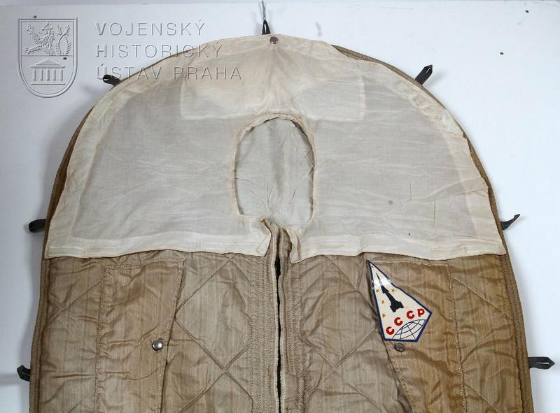 Spací vak kosmonauta