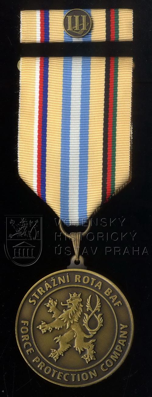 Pamětní odznak 3. strážní roty BAF