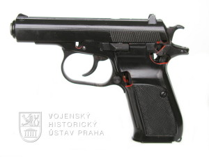 Čs. armádní pistole vz. 82