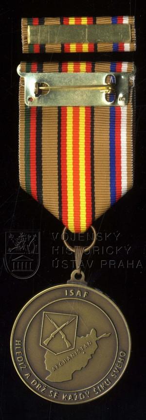 Pamětní odznak 1. vojenského poradního týmu Czech MAT Logar