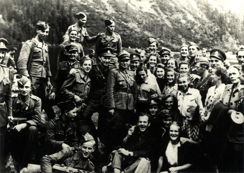 Čechoslováci a Poláci na společné hranici