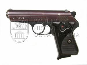 Pistole vzor 50