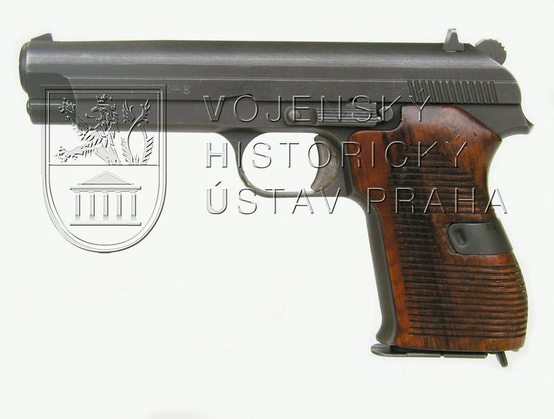 Prototyp pistole ČZ 531