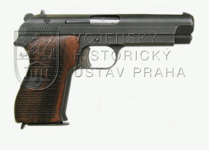 Pistole ČZ 531