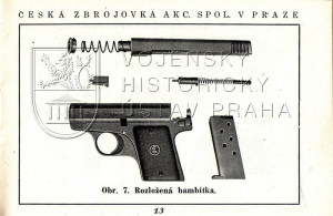 ČZ model 22