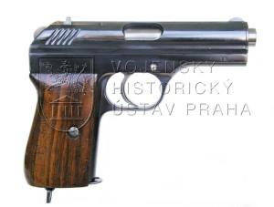 Pistole vz. 24 se systémem DAO
