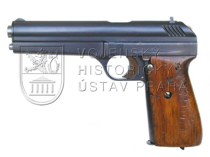 Pistole ČZ vz. 29