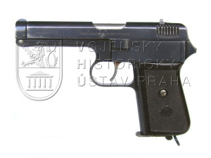 Pistole ČZ vzor 38