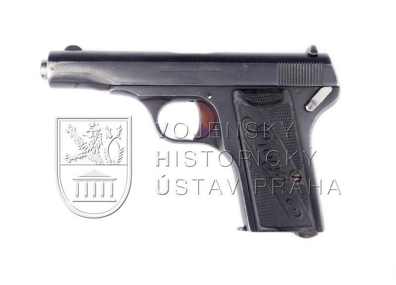 Pistole Praga
