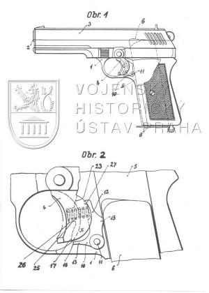 Armádní pistole vz. 24