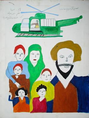 Život afghánského lidu.
