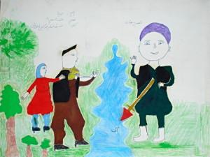 Afghánští zemědělci.