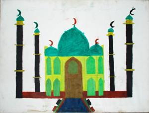 Mešita v Herátu.
